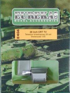 Eureka XXL E-056 Telewizor kineskopowy 28 cali  1/35