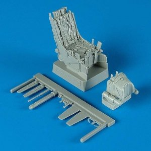 Quickboost QB32043 Su-27UB ejection seats with safety belts 1/32