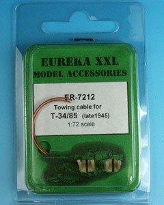 Eureka XXL ER-7212 T-34/85 produkcji 1945 i powojennej 1:72