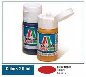 Italeri 4682 GLOSS ORANGE 20ml