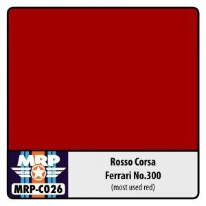 Mr. Paint MRP-C026 ROSSO CORSA Ferrari No.300 30ml