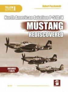 MMP Books 49081 NAA P-51D/K Mustang Rediscovered EN