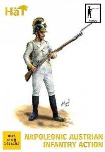 Hat 8327 Napoleonic Austrians Action 1/72