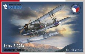 "Special Hobby 72330 Letov S.328v ""Czechoslovak Floatplane"" 1/72"
