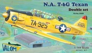 Valom 14408 N.A. T-6G Texan 1/144
