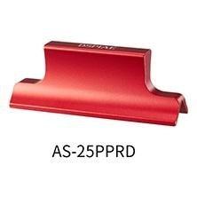 DSPIAE AS-25PPRD PERPENDICULAR RED SANDING PIECE / Uchwyt do papieru ściernego