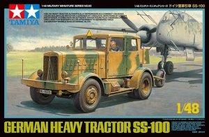 Tamiya 32593 German Heavy Tractor SS-100 1/48
