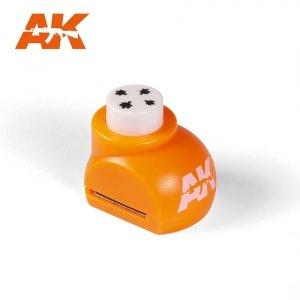 AK Interactive AK 9172  LEAVES PUNCH MAPLE / Liście Klonu