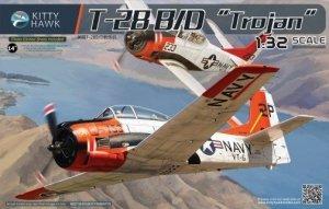 Kitty Hawk 32014 T-28B/D Trojan 1/32