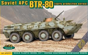 ACE 72171 BTR-80 (early production series) (1:72)