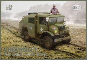 IBG 35044 Chevrolet Field Artillery tractor FAT-4 (1:35)