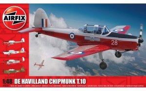 Airfix 04105 De Havilland Chipmunk T.10 1/48