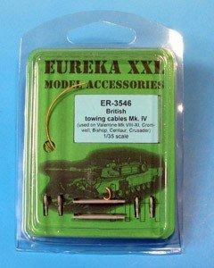Eureka XXL ER-3546 Mark IV for WWII British Tanks and SPGs 1:35