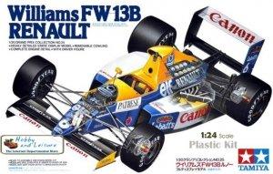 Tamiya 20025 Williams FW-13B Renault (1:20)