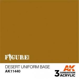 AK-Interactive AK 11440 Desert Uniform Base 17ml