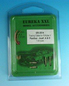 Eureka XXL ER-3514 PzKpfw-V Panther Ausf A/ D 1:35