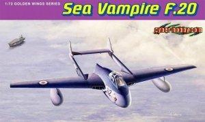 Dragon 5112 Sea Vampire F.20 1/72