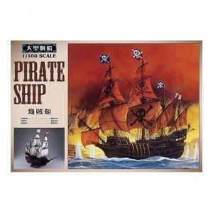 Aoshima 05500 Pirate ship 1/100