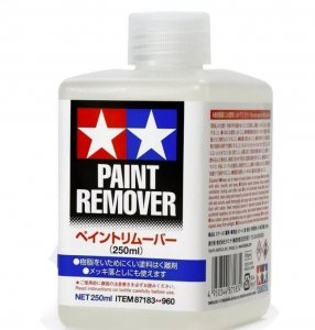 Tamiya 87183 Paint Remover 250ml