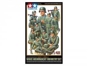 Tamiya 32602 WWII Wehrmacht Infantry Set 1/48