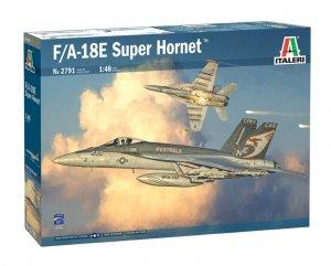 Italeri 2791 F/A-18 E SUPER HORNET 1/48
