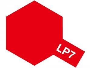 Tamiya 82107 LP-7 Pure red 10ml