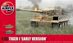Airfix 1363 Tiger-1 'Early Version' 1/35