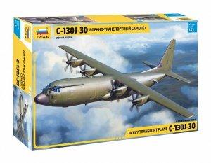 Zvezda 7324 American Military Transport Plane C-130J-30 1/72