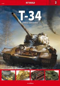 Kagero 41002 T-34 EN/PL