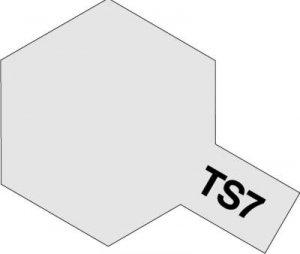 Tamiya TS7 Racing White (85007)