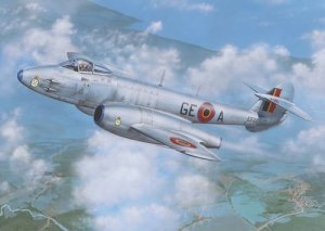 MPM 72558 Gloster Meteor Mk.4 (1:72)