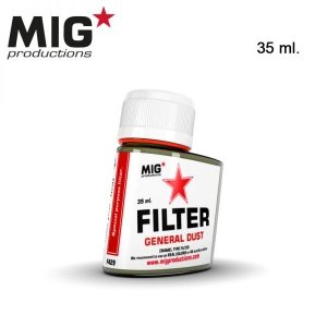 Mig Productions F429 GENERAL DUST 35ml