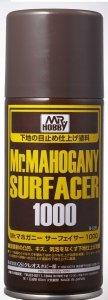 Gunze Sangyo B-528 Mahogany (dark brown) Surfacer 1000 (170ml)