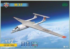 Modelsvit 72024 Myasishev M-17 Stratosphera 1/72