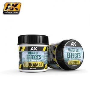 AK Interactive AK 8007 Water Gel Effects 100ML