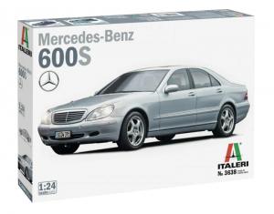 Italeri 3638 Mercedes Benz 600S 1/24
