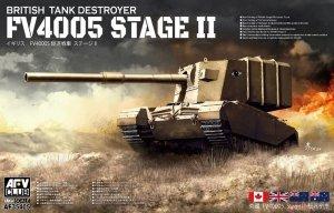 AFV Club AF35405 British Tank Destroyer FV4005 Stage II 1/35