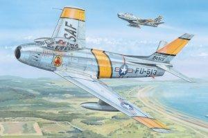 Hobby Boss 81808 F-86F-30 Sabre 1/18