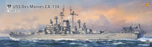 Very Fire VF350918 USS Des Moines CA-134 1/350