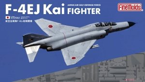 Fine Molds FP38 Japan Air Self-Defense Force F-4EJ Kai Fighter 1/72