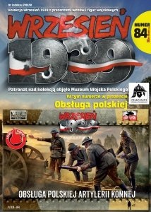 First To Fight PL084 -  Polish horse artillery service 1/72