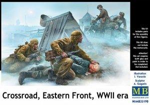 Master Box 35190 Crossroad, Eastern Front, WWII era 1:35
