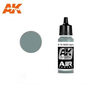 AK Interactive AK 2142 FS 36251 AGRESSOR GREY 17ml