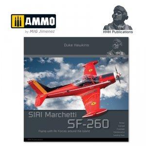 HMH Publications DH-016 SIAI Marchetti SF.260 (English VErsion)