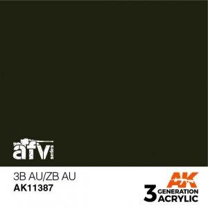 AK-Interactive AK 11387 3B AU/ZB AU 17ml