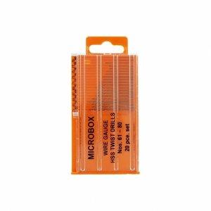 Vallejo T01002 Zestaw wierteł (20) AWG 0.61-0.80mm