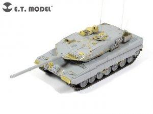 E.T. Model E72-027 Modern German Leopard 2 A6 For DRAGON 7232 1/72