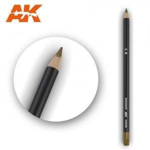 AK Interactive AK 10036 Watercolor Pencil BRONZE