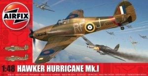 Airfix 05127A Hawker Hurricane Mk.1 1/48