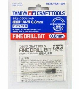 Tamiya 74096 Drill Bit (0.8mm)